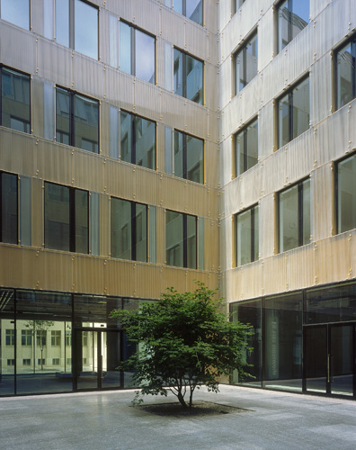 Office and Residential Buildings Friedrichstrasse Quartier 110