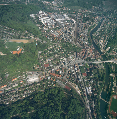 Masterplan for Baden-Nord