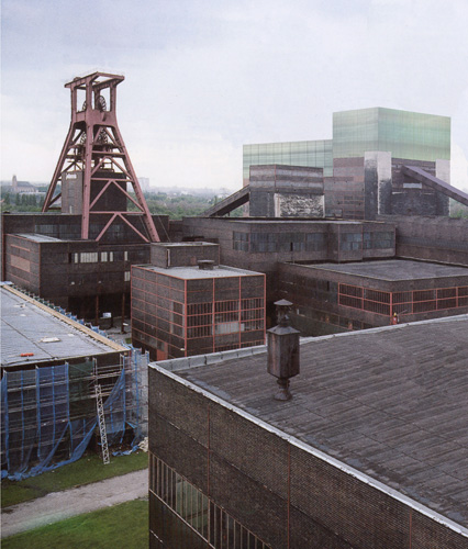 Ruhr Museum at Zollverein