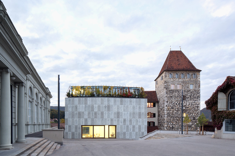 Extension of the Aarau City Museum