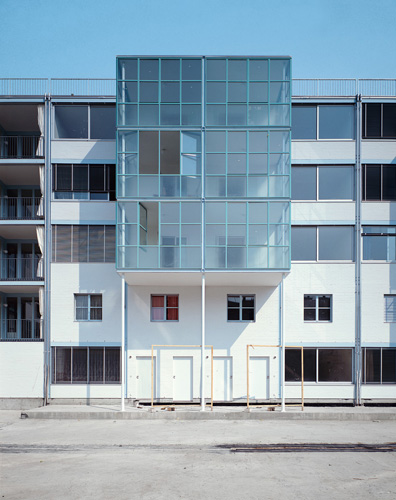 Apartment Buildings Hammerstrasse Residential ...